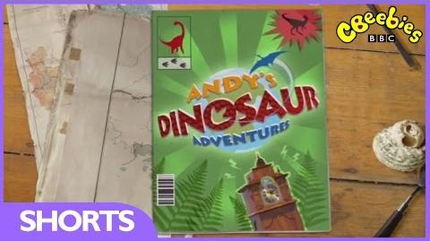 Andy's Dinosaur Adventures - Title Sequence - CBeebies