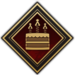 Anniversary Event Icon