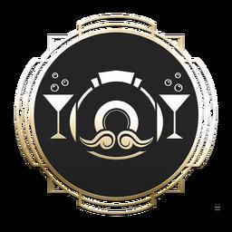 Grand Soirée Badge