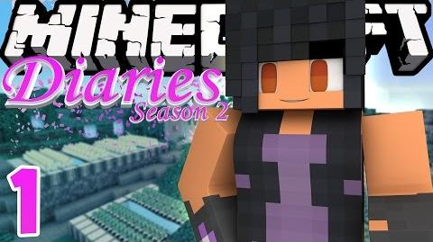 New_World_Minecraft_Diaries_S2_Ep.1_Roleplay_Survival_Adventure!