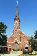 St. Mary's Catholic Church Champaign, Illinois