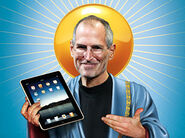 SMALL-Apple-CEO-Steve-Jobs-Holy-Photoshop-with-iPad-Jesus-Tablet