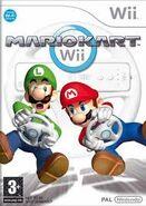 Portada Mario Kart Wii