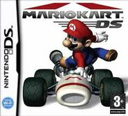 Portada Mario Kart DS