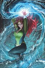 Mera in Aquaman Vol 8 26 Textless