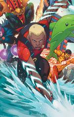 Aqualad (Jackson Hyde) in Teen Titans Vol 6 (2016) 6 Textless