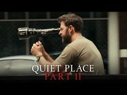 """A Quiet Place Part II - """"Questions Answered"""" - Paramount Pictures"""