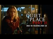 A Quiet Place Part II - Final Trailer Tomorrow