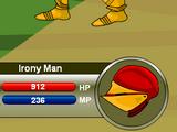 Irony Man