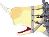 Adult Battle Whale
