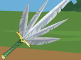 Aerodu Sword
