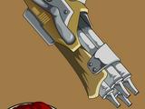 Gold-Emitting Gatling