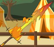 Guardian Blade Fire