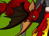 Fire vampragon