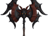 Dragon King's Heavy Axe