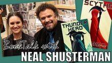 Scythe Booktalk with Neal Shusterman