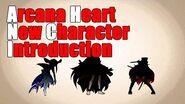 Arcana Heart New Character Introduction
