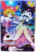 Apron of Magic Lieselotte Card Alt Blue Front