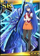 Agent Angels Saki Card