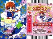 Apron of Magic Fiona Card Blue