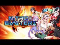Nitroplus Blasterz- Heroines Infinite Duel - PC Launch Trailer