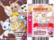 Apron of Magic Minori Card Yellow