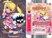 Apron of Magic Lilica Card Premium