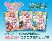 Apron of Magic Yoriko Cards