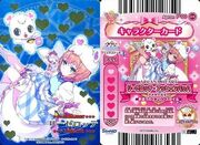 Apron of Magic Lieselotte Card 2 Alt Blue