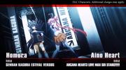 Nitroplus Blasterz Launch Trailer Heart & Homura