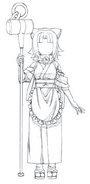 Nazuna Cafe Uniform Concept