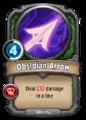 Obsidian Arrow card.png