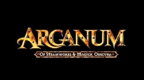 Arcanum Of Steamworks & Magick Obscura trailer Game Archives
