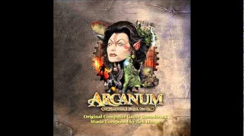 Arcanum Soundtrack - Ben Houge - In Memoriam