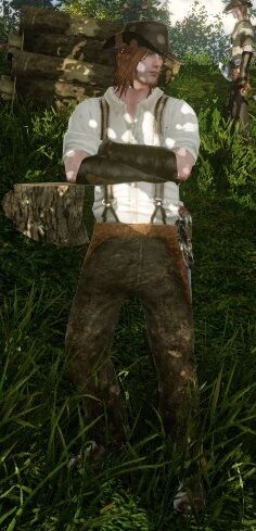 Woodcutter Gallagher