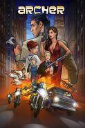 Archer-Season-11-Poster