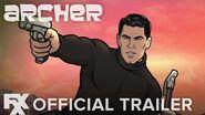 Archer Season 11 Official Trailer HD FXX