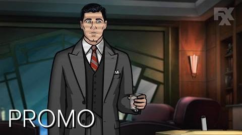 New Archer Season 8 Promo FXX