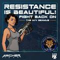 Archer 1999 Lana-Resistance