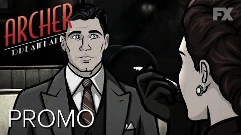 News Reel Mo Money Archer Season 8 Promo FXX