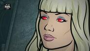Katya's Red Eyes