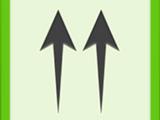 Front Arrow + 1