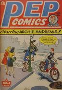 Pep Comics Vol 1 55