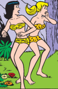 Betty and Veronica jungle