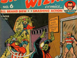 Shield-Wizard Comics Vol 1 6