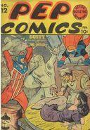 Pep Comics Vol 1 12