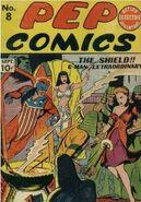 Pep Comics Vol 1 8
