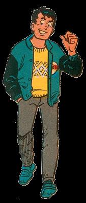 Reggie Mantle