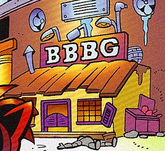 Bottom of the Barrel Bar 'n' Grill