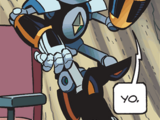 Shard the Metal Sonic